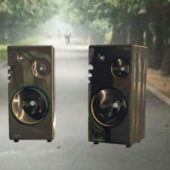 Vintage Speakers Device