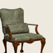 Vintage Furniture Accent Chair