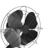 Old Desk Electric Fan