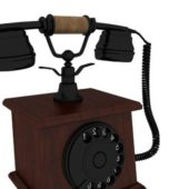 Electric Vintage Telephone