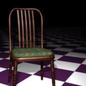 Vintage Furniture Wood Dining Chair