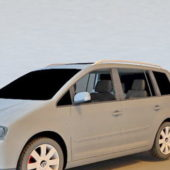 Volkswagen Touran Mpv Car