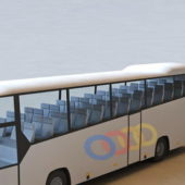 Sweden Volvo Bus