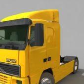 Volvo Semi Truck