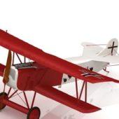 Ww1 German Vintage Fighter Aircraft