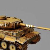 Ww2 Military Germany Tiger Tank