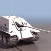 Ww2 German Jagdpanther Tank