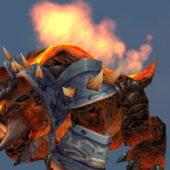 Animal Warcraft Core Hound