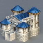 Warcraft Gaming Human Buildings