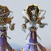 Character Warcraft Kelthuzad