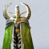 Warcraft Character Maiev Shadowsong
