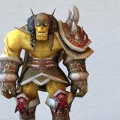 Warcraft Rexr Character