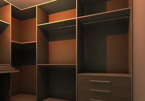 Furniture Wardrobe Wall Unit