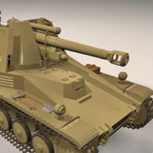 Tank Self-propelled Artillery