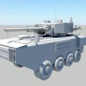 Wheeled Fighting Vehicle