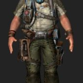 Whit Oliver Game Character