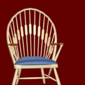 Furniture Windsor Arm Chair