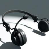 Wireless Audio Headset