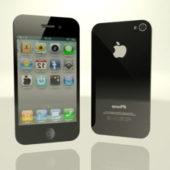 Iphone 4 Black Color