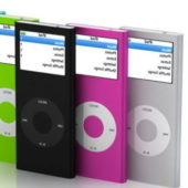 Colorful Ipod Nano Series Collection